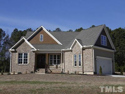 Granville County Single Family Home For Sale: 1105 Dovefield Lane