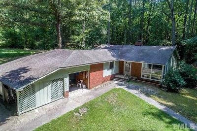 Single Family Home Contingent: 1017 Trailwood Drive