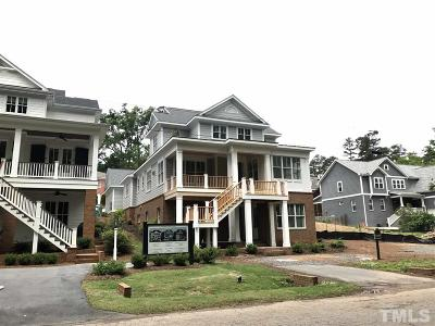 Raleigh Single Family Home For Sale: 1423 Nottingham Road