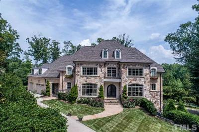 Wake Forest Single Family Home Contingent: 1337 Eagleson Lane