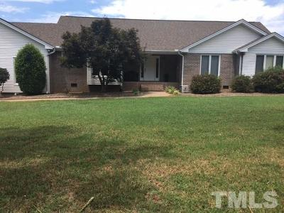 Apex Single Family Home For Sale: 4000 West Lake Road