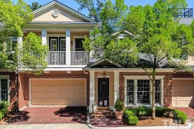 Wake County Condo For Sale: 2820 Glenwood Gardens Lane #102