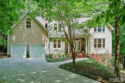 Chapel Hill Single Family Home For Sale: 103 Eastridge Place