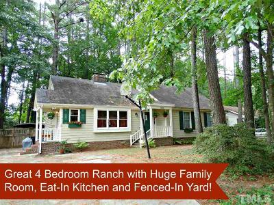 Single Family Home For Sale: 1209 Flanders Street