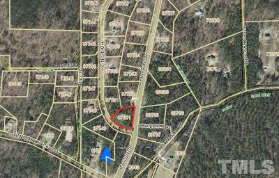 Chatham County Residential Lots & Land For Sale: 845 Horizon Drive