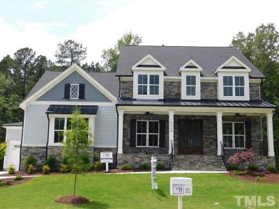 Cary Single Family Home For Sale: 4029 Wilton Woods Place