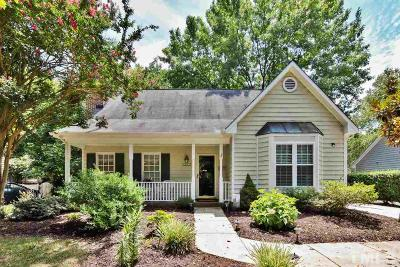 Cary Single Family Home For Sale: 115 Gold Meadow Drive