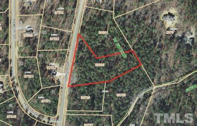 Chatham County Residential Lots & Land For Sale: 220 Horizon Drive