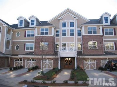 Raleigh NC Condo For Sale: $209,900