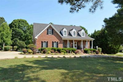 Raleigh NC Single Family Home For Sale: $370,000