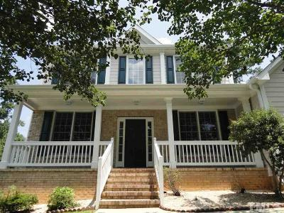 Durham County Single Family Home For Sale: 5003 Linden Oaks Avenue