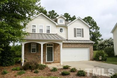 Raleigh NC Single Family Home For Sale: $260,000