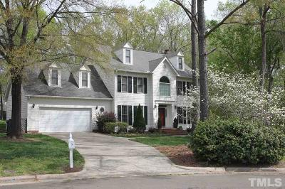Durham Single Family Home Contingent: 5 Timbercreek Court