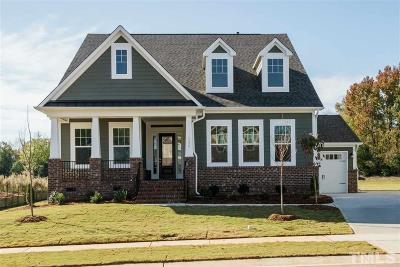 Apex Single Family Home For Sale: 104 Restonwood Drive