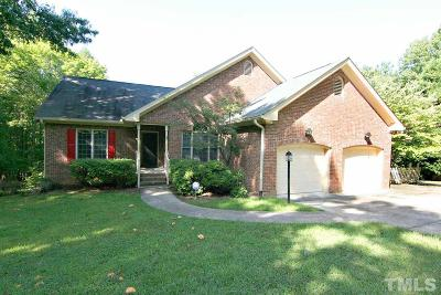 Franklinton Single Family Home For Sale: 1664 Fern Hollow Drive
