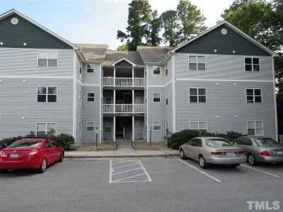 Raleigh NC Condo For Sale: $133,000