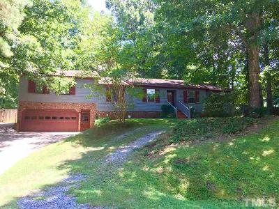 Raleigh NC Single Family Home For Sale: $285,000