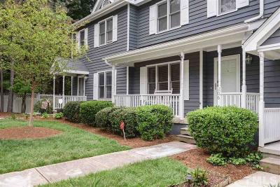 Cary Townhouse Contingent: 206 Candace Place