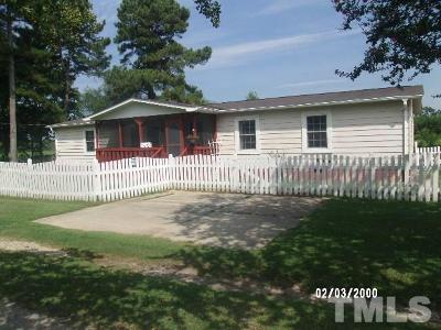 Dunn NC Single Family Home For Sale: $237,000