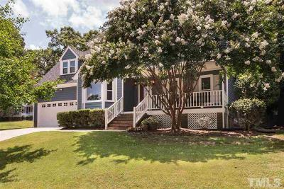 Raleigh NC Single Family Home For Sale: $235,000