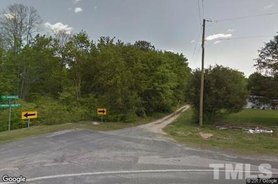 Wake County Residential Lots & Land For Sale: 6833 Knightdale Eagle Rock Road