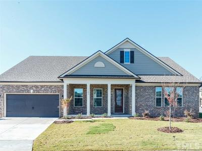 Durham Single Family Home For Sale: 1602 Capstone Drive