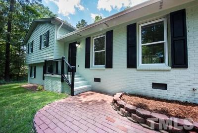 Chapel Hill Single Family Home For Sale: 279 Erwin Road