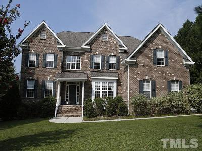 Chapel Hill Single Family Home For Sale: 29 Grassy Creek Way