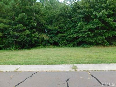 Durham County Residential Lots & Land Contingent: 4109 Tranquil Road