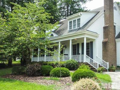 Chapel Hill Single Family Home For Sale: 209 Windhover Drive