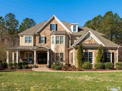 Cary Single Family Home For Sale: 7228 Ryehill Drive