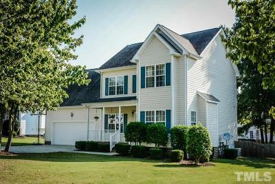 Holly Springs Single Family Home For Sale: 116 Holly Bay Lane