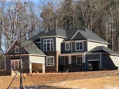 Single Family Home For Sale: 8708 Noble Flaire Drive