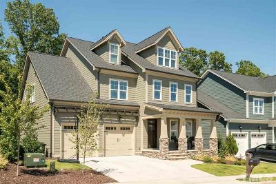 Chapel Hill Single Family Home For Sale: 358 Old Piedmont Circle