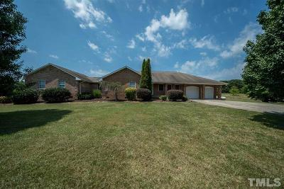 Oxford Single Family Home For Sale: 4139 Blue Mountain Road