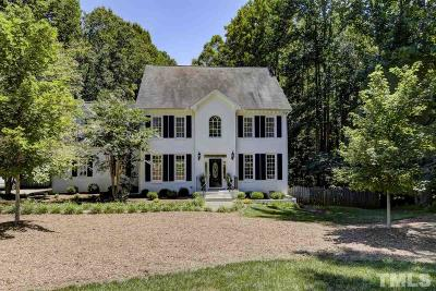 Wake Forest Single Family Home For Sale: 8420 Wycombe Ridge Way