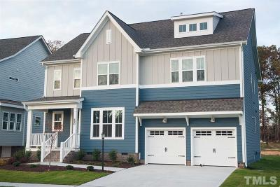 Chapel Hill Single Family Home For Sale: 490 Boulder Point Drive #1583