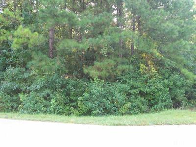 Johnston County Residential Lots & Land For Sale: 765 Whitley Road