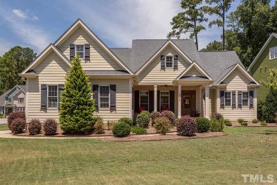 Apex Single Family Home For Sale: 7305 Bouldercrest Court