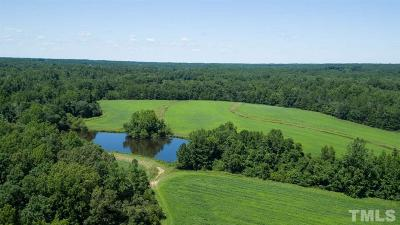 Mebane Residential Lots & Land For Sale: 3344 Cobb Farm Trail