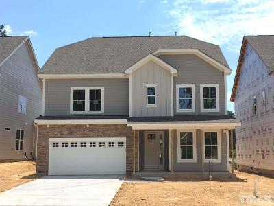 Apex Single Family Home For Sale: 2539 Winding Branch Trail #Homesite