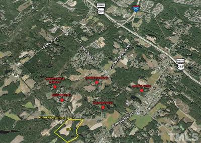 Wake County Residential Lots & Land For Sale: 2129 Auburn Knightdale Road
