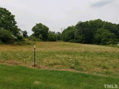 Siler City Residential Lots & Land For Sale: 248 Howard Gilliland Road