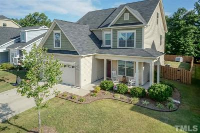 Forest Springs Single Family Home Pending: 241 Sweet Violet Drive