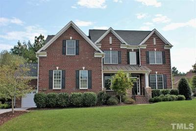 Cary Single Family Home For Sale: 3200 Cross Mountain Court