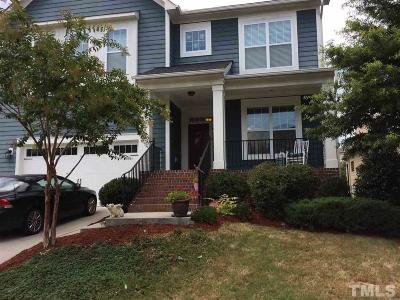 Chapel Hill Single Family Home For Sale: 109 Tuckers Pond Drive