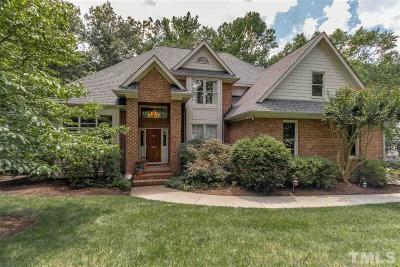 Chapel Hill Single Family Home For Sale: 208 Lancaster Drive