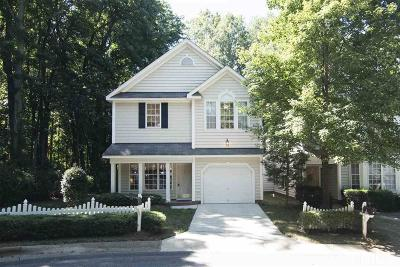 Cary Single Family Home For Sale: 121 W Cornwall Road