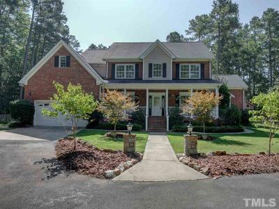Hillsborough Single Family Home For Sale: 3818 Holly Springs Court