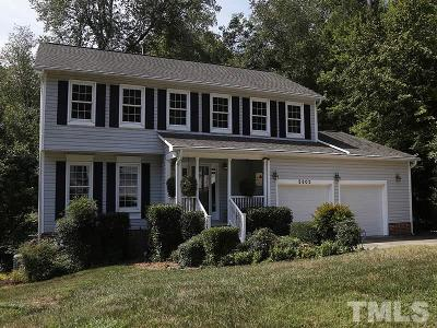 Hope Valley Farms Single Family Home For Sale: 5303 Oakbrook Drive